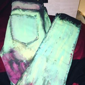 My Very Own, GALAXY Girl Jeans, created by me!